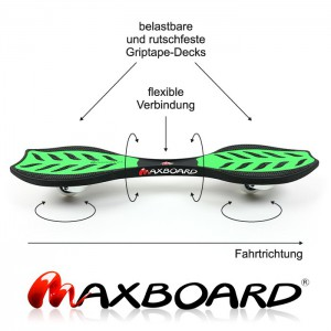 vert maxboard sans casque l 39 ultime kaufen auf. Black Bedroom Furniture Sets. Home Design Ideas